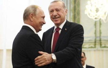Συνάντηση Ερντογάν-Πούτιν για τη Συρία στις 17 Σεπτεμβρίου