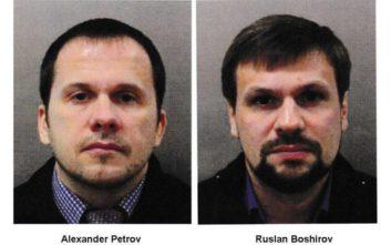 «Ρώσοι αξιωματικοί οι κατηγορούμενοι για την υπόθεση Σκριπάλ»