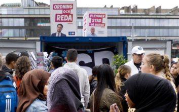 Άρωμα νεοναζιστικής ακροδεξιάς ενόψει των σουηδικών εκλογών