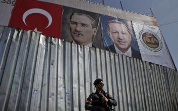 Υπό κράτηση 56 ύποπτοι για διασυνδέσεις με τον Γκιουλέν στην Τουρκία
