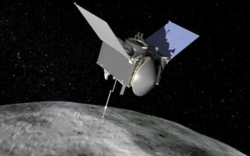 Το σκάφος OSIRIS-REx της NASA άρχισε να μελετά τον αστεροειδή Μπενού