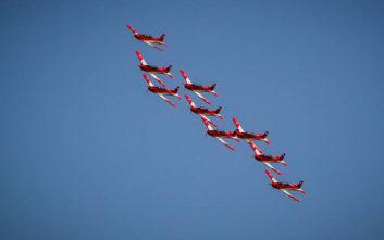 Athens Flying Week: Τρεις θρύλοι της Αεροπορίας στον κρατικό ουρανό
