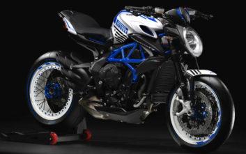 Χάρμα οφθαλμών η νέα MV Agusta Dragster 800RR Pirelli