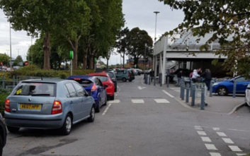 Αποκλείστηκαν για 4 ολόκληρες ώρες σε… πάρκινγκ σουπερμάρκετ