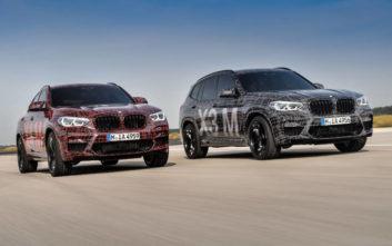 Πρεμιέρα των BMW X3 M και X4 M στο Nürburgring