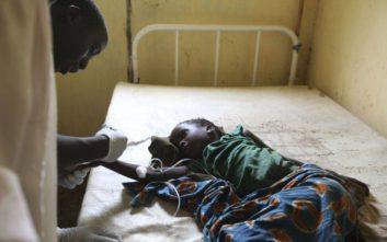 Εκατό νεκροί από χολέρα στη Νιγηρία μέσα σε δύο εβδομάδες