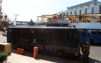 Σε αστυνομικό κλοιό η Θεσσαλονίκη για την 83η ΔΕΘ
