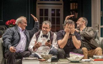 Το Δείπνο Ηλιθίων επανέρχεται για τρίτη συνεχόμενη χρονιά στο Θέατρο Κάππα
