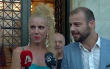 Ο αιφνιδιαστικός γάμος του Ορέστη Τζιόβα