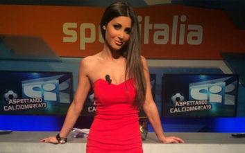 Η Elisabetta Galimi αναστατώνει τους Ιταλούς φιλάθλους