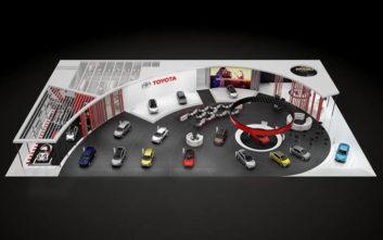 Τι θα παρουσιάσει στο Παρίσι η Toyota