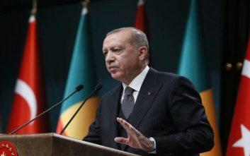 Ερντογάν: Η συμφωνία για τη Μανμπίτζ έχει καθυστερήσει αλλά δεν είναι «εντελώς νεκρή»