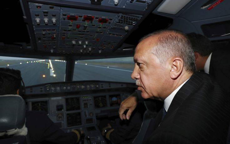 Κάλεσμα επαναπατρισμού των Τούρκων επιστημόνων του εξωτερικού κάνει ο Ερντογάν