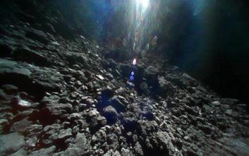 Βίντεο και φωτογραφίες από τον αστεροειδή Ριούγκου