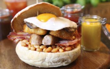 Το σάντουιτς που χωρά… ολόκληρο πρωινό