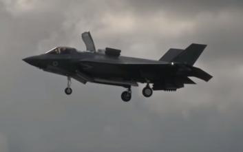 «Ελληνικό χέρι» πίσω από τη νέα εμπλοκή μετα μαχητικά F-35 στην Τουρκία
