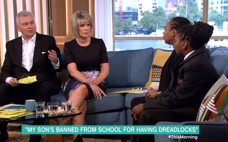 Δεκατριάχρονος ρασταφάριαν κερδίζει τη μάχη με το σχολείο του