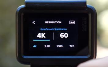 GoPro Hero 7, πότε έρχονται στην Ελλάδα και πόσο κοστίζουν