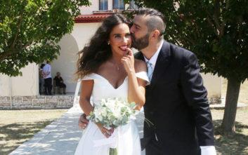 0323260389a8 Το φωτογραφικό άλμπουμ του γάμου της Κατερίνας Στικούδη – Newsbeast