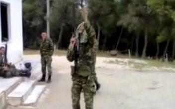 Ταλιμπάν στον Ελληνικό στρατό