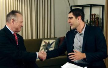Αμερικανός πολιτικός αξιώνει από τον Sacha Baron Cohen ποσό 82 εκατ. δολαρίων
