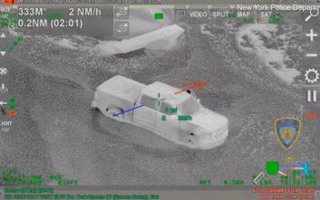 Δείτε πώς φαίνεται από τον δορυφόρο μια διάσωση στην ακροθαλασσιά