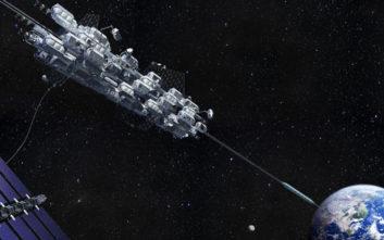 Πρώτη δοκιμή για το πρωτοποριακό μίνι διαστημικό ασανσέρ