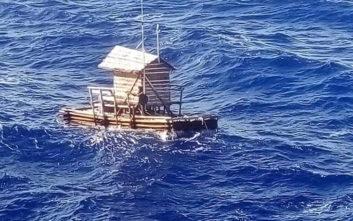 Πώς ένας 19χρονος επιβίωσε μόνος του επί 49 ημέρες στη θάλασσα