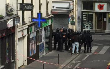 Επίθεση άνδρα με ψαλίδι στο Παρίσι