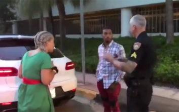 Υπήρχε σοβαρός λόγος που η αστυνομία σταμάτησε αυτή τη γυναίκα