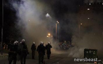 Στον εισαγγελέα σήμερα οι συλληφθέντες στα επεισόδια στη Θεσσαλονίκη