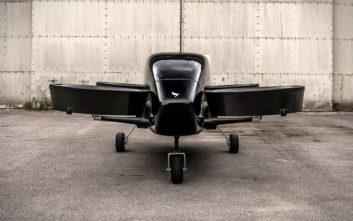Το επιβατικό drone που έχει πάρει τη δουλειά πολύ στα σοβαρά
