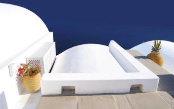 Ταράτσα που καίγεται από τον ήλιο; Κρατήστε την για πάντα λευκή με το ISOFLEX AEGEAN