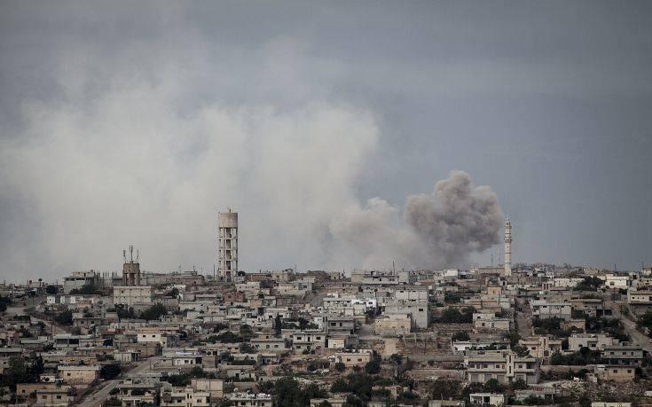 Ο διεθνής συνασπισμός βομβάρδισε δυο τεμένη στη Συρία