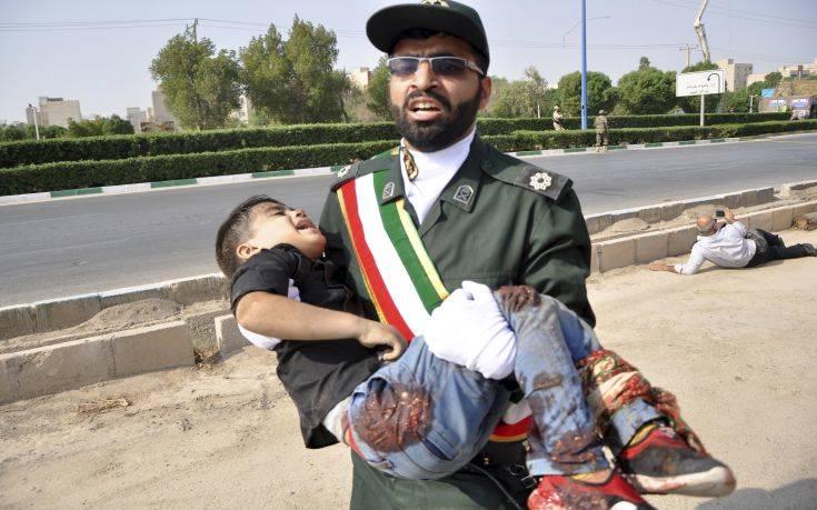 Παιδιά μεταξύ των νεκρών από την επίθεση στο Ιράν