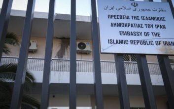 Δυσμενείς μεταθέσεις μετά την επίθεση του Ρουβίκωνα στην πρεσβεία του Ιράν
