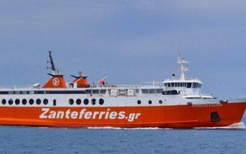 Τηλεφώνημα για βόμβα στο πλοίο «Ανδρέας Κάλβος»