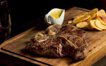 Οκτώ steak houses στην πόλη που επιλέγουν οι φανατικοί κρεατοφάγοι