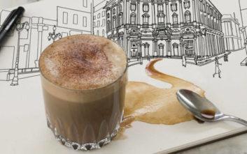 Ωδή στον espresso και το Μιλάνο αυτό το φθινόπωρο στα Starbucks