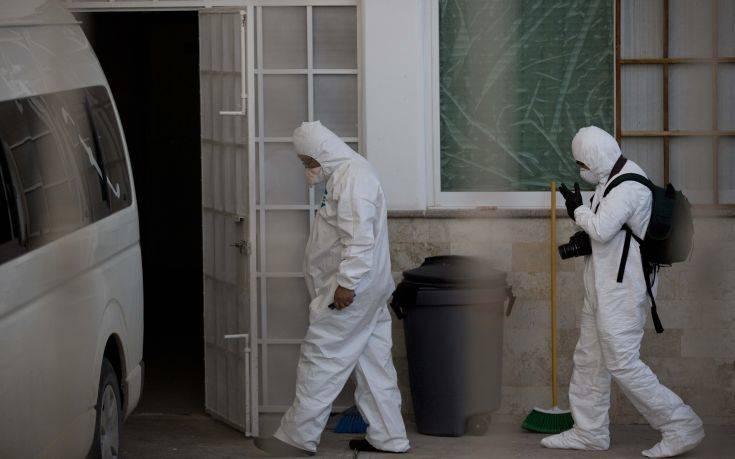 Κάτι περισσότερο από 94 δολοφονίες την ημέρα καταγράφονται στο Μεξικό