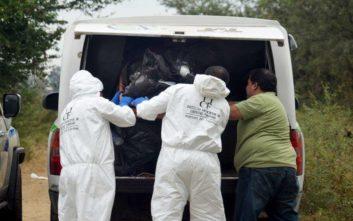 Στο Μεξικό ξέμειναν από χώρο σε νεκροτομεία και νεκροταφεία