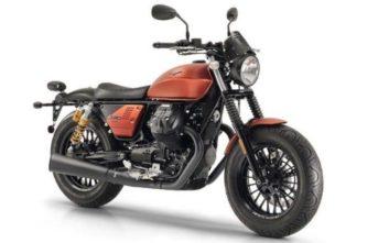 Η άγρια ομορφιά της νέας Moto Guzzi V9 Bobber Sport