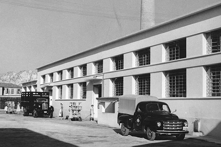 Το εργοστάσιο που έφτιαξε τον ντοματοπελτέ στην Ελλάδα