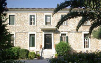 Ανοίγει για το κοινό για πρώτη φορά ο κήπος της Βρετανικής Σχολής Αθηνών