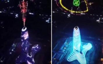 Νέος ουρανοξύστης άφησε άφωνο τον κόσμο με το… χαρακτηριστικό του σχήμα