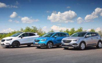 Όλα τα μοντέλα Opel πιστοποιημένα σύμφωνα με το πρωτόκολλο WLTP
