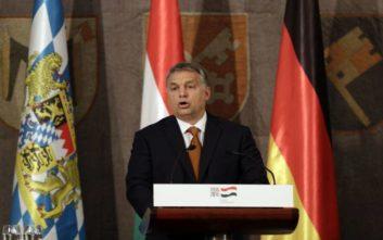 Αντιμεταναστευτική πλειοψηφία στο Ευρωκοινοβούλιο επιδιώκει ο Ούγγρος πρωθυπουργός