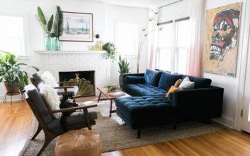 Επιλέγοντας τον ιδανικό καναπέ για εσένα