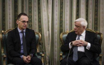 Παυλόπουλος: Υπαρξιακό ζήτημα για την ΕΕ το προσφυγικό