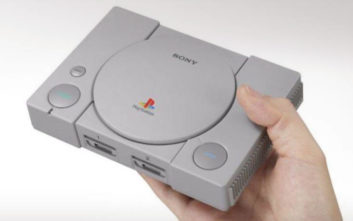 Η Sony λανσάρει μίνι PlayStation και μας θυμίζει τα νιάτα μας